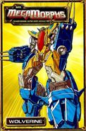 Marvel MegaMorphs Wolverine Vol 1 1