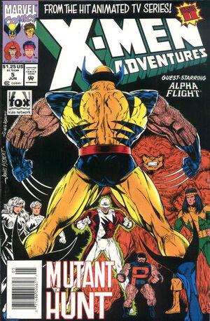 X-Men Adventures Vol 2 5