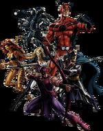 Avengers West Coast (Earth-12131) from Marvel Avengers Alliance 0001