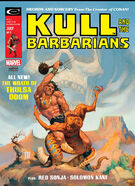 Kull and the Barbarians Vol 1 2