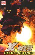 X-Men Deadly Genesis Vol 1 1 Variant Quesada