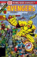 Avengers Annual Vol 1 6