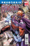 Magneto Not a Hero Vol 1 1