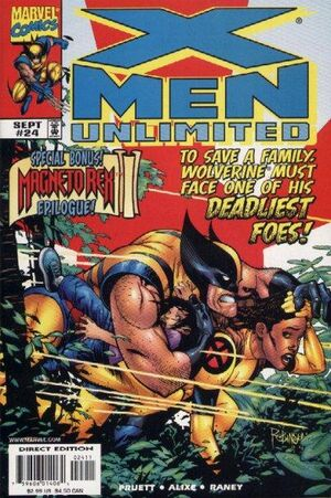 X-Men Unlimited Vol 1 24