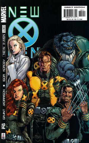 New X-Men Vol 1 130