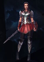 Sif (Earth-TRN012) from Marvel Future Fight 001