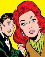 Virginia Potts (Earth-616) and Harold Hogan (Earth-616) from Tales of Suspense Vol 1 59 001