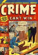 Crime Can't Win Vol 1 7