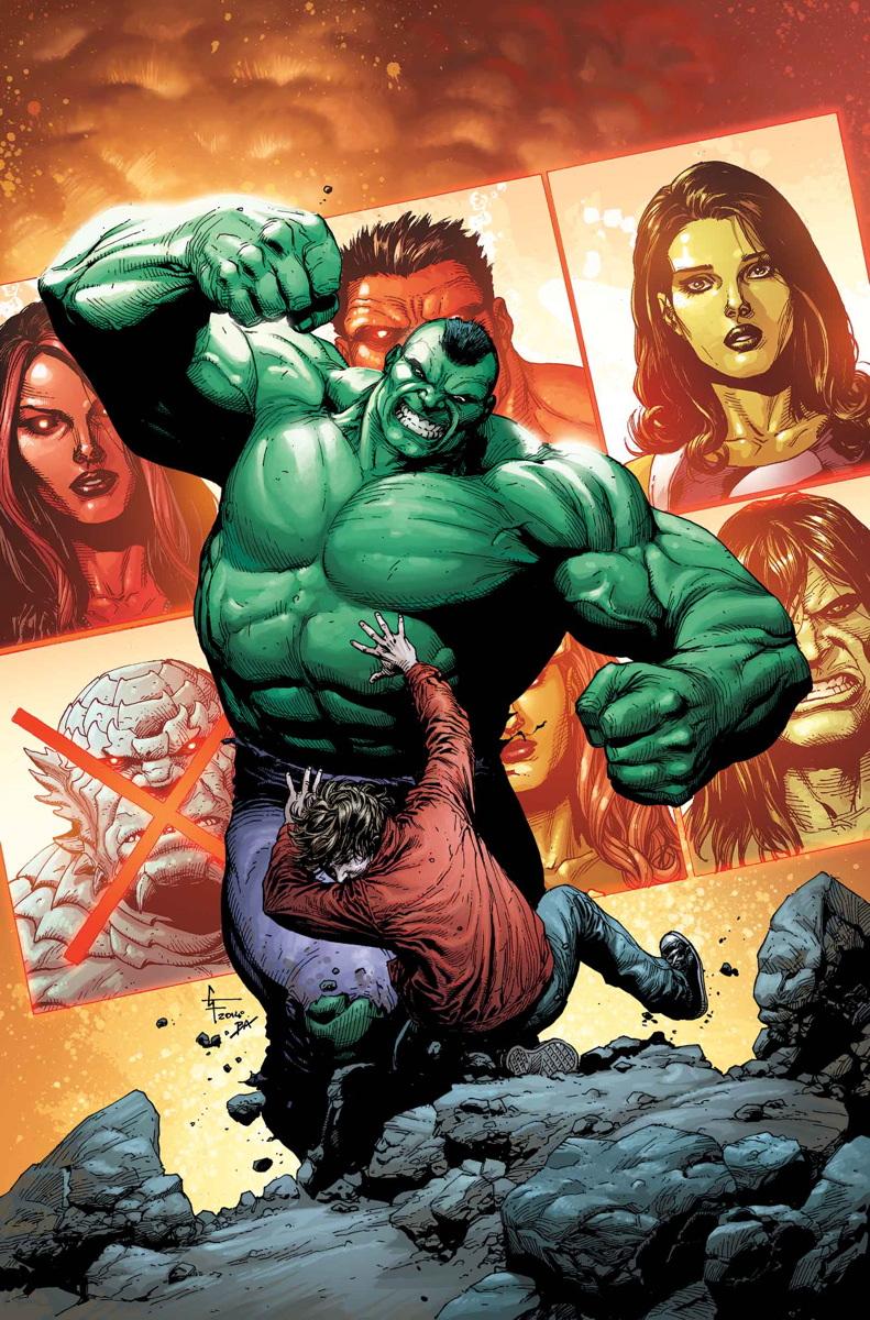 Hulk Vol 3 6 Textless