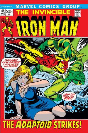 Iron Man Vol 1 49
