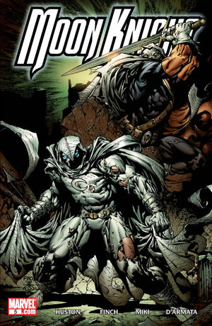 Moon Knight Vol 5 5