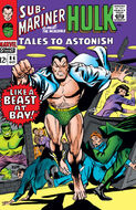 Tales to Astonish Vol 1 84