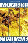 Wolverine Vol 3 43 Variant