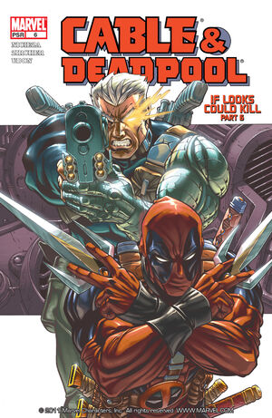 Cable & Deadpool Vol 1 6