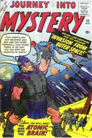 Journey into Mystery Vol 1 52