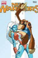 New Warriors Vol 3 2