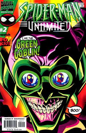 Spider-Man Unlimited Vol 2 2