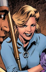 Barbara Morse (Earth-58163) from House of M Avengers Vol 1 1 0001