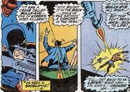 Bullseye als huurling voor Hydra (Avengers -72)