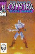 Saga of Crystar, Crystal Warrior Vol 1 4