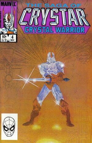 Saga of Crystar, Crystal Warrior Vol 1 4