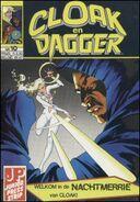 Cloak dagger nr 10 NL