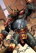 Heimdall (Earth-616) from S.H.I.E.L.D. Vol 3 1 001
