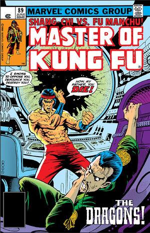 Master of Kung Fu Vol 1 89