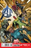 Avengers A.I. Vol 1 1