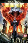 Realm of Kings Inhumans Vol 1 1