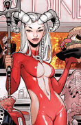 Satana Hellstrom (Earth-616) from Doctor Strange Vol 4 14 001
