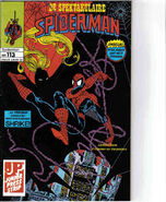 Spectaculaire Spiderman 113