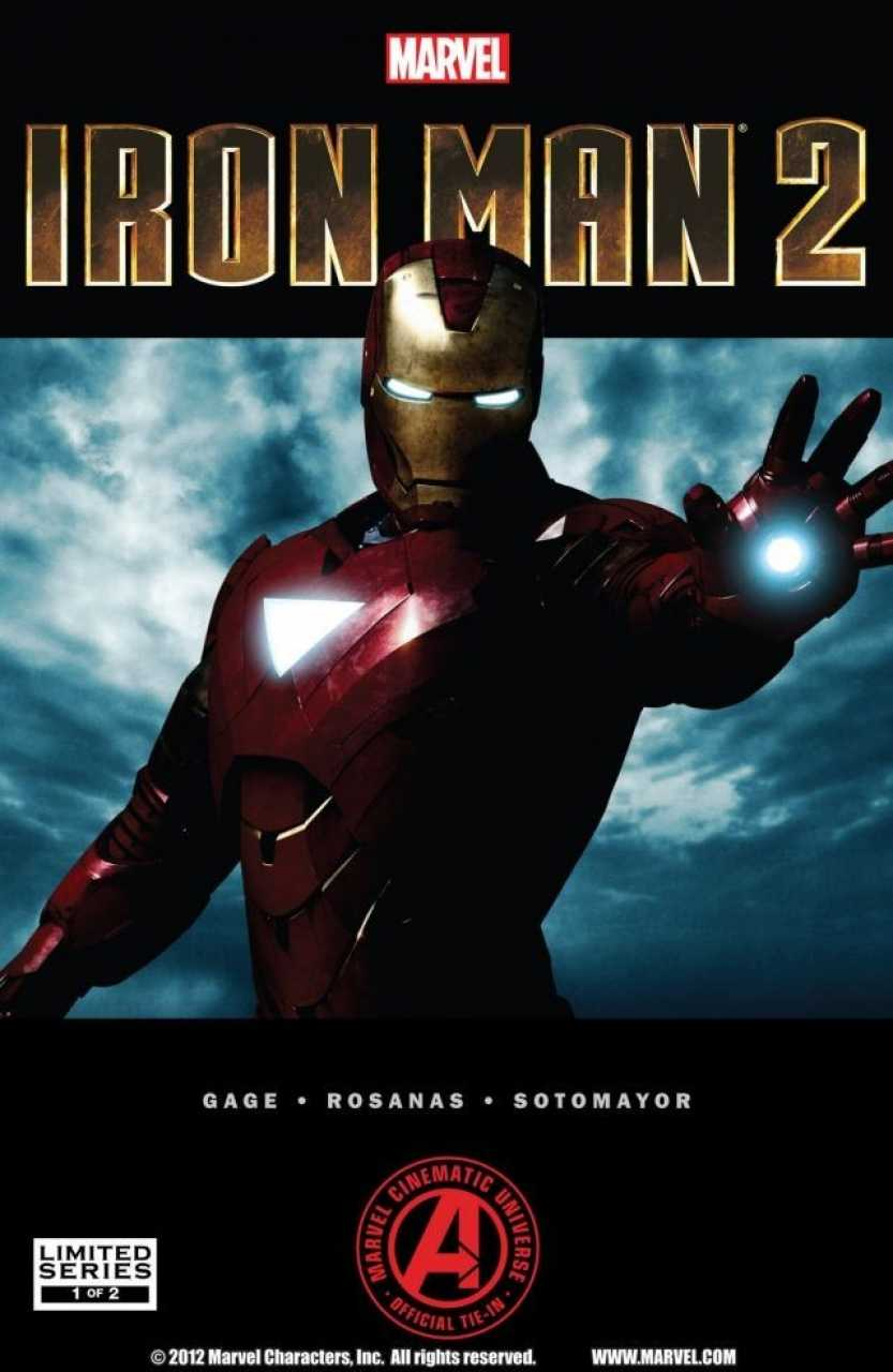 Review: Fun Iron Man 2 Pits Witty Hero Against Juicy Villains | WIRED