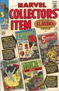 Marvel Collectors' Item Classics Vol 1 4