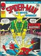 Spider-Man Comics Weekly Vol 1 101