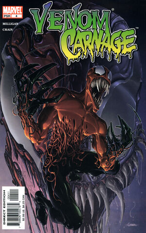 Venom Vs. Carnage Vol 1 4