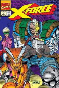 X-Erő (616)