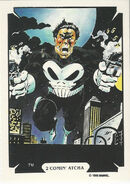 Frank Castle (Earth-616) from Mike Zeck (Trading Cards) 0001