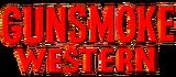 Gunsmoke Western (1955) Logo