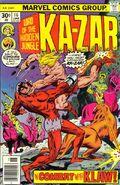 Ka-Zar Vol 2 16