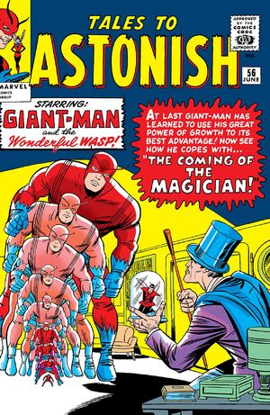 Tales to Astonish Vol 1 56