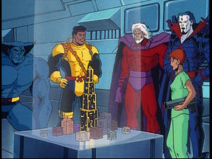 X-Men- The Animated Series Season 5 2