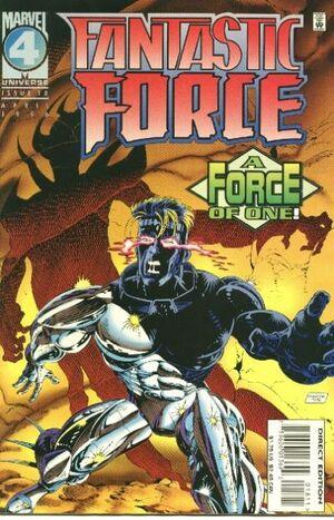 Fantastic Force Vol 1 18