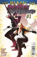 Hawkeye & Mockingbird Vol 1 1