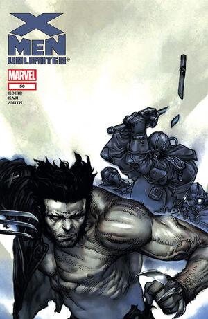 X-Men Unlimited Vol 1 50