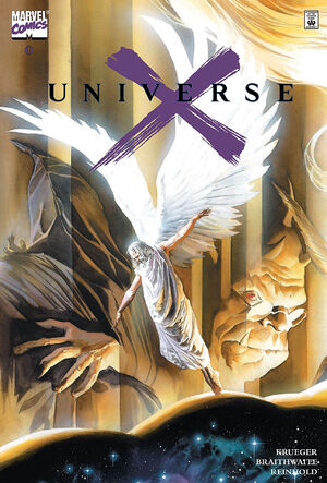 Universe X Vol 1 0
