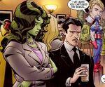 Avengers (Earth-808122) from Hero Initiative Mike Wieringo Vol 1 1 0001