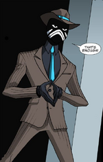 Nicholas Lewis (Earth-12041) from Ultimate Spider-Man Infinite Comic Vol 1 14 0001