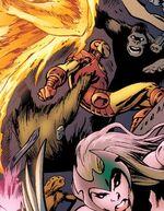 Super-Apes (Earth-71166) Fantastic Four the End Vol 1 1