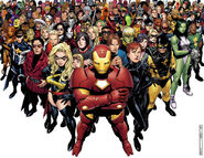 Avengers Initiavive number 1